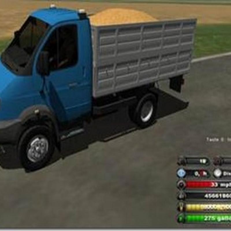 Farming simulator 2011–Valdai (trasportare il raccolto)