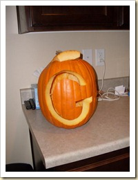 Carving Pumpkins (3) (Medium)