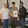 Eagle Scout Sean Harris: Briarcliff