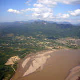 Passing Rurrenabaque and the Beni River