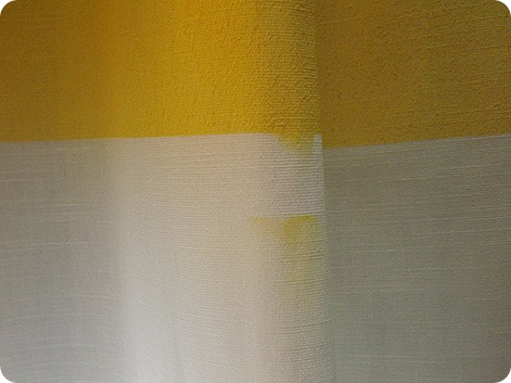 How to Spray Paint Fabric