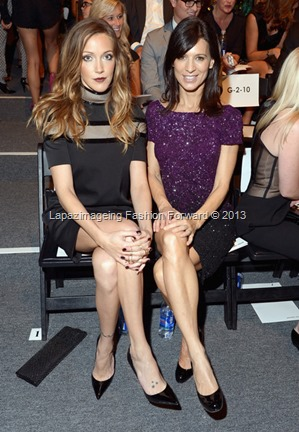 Perrey Reeves and Katie Cassidy