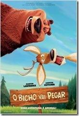 O Bicho Vai Pegar - cartaz do filme
