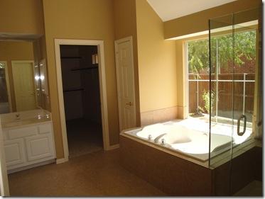 11.  Master Bath