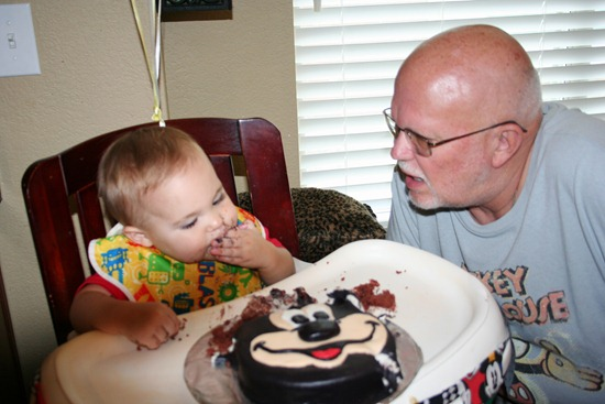 Slickpaw's Pics...Nash's 1st bday party 216