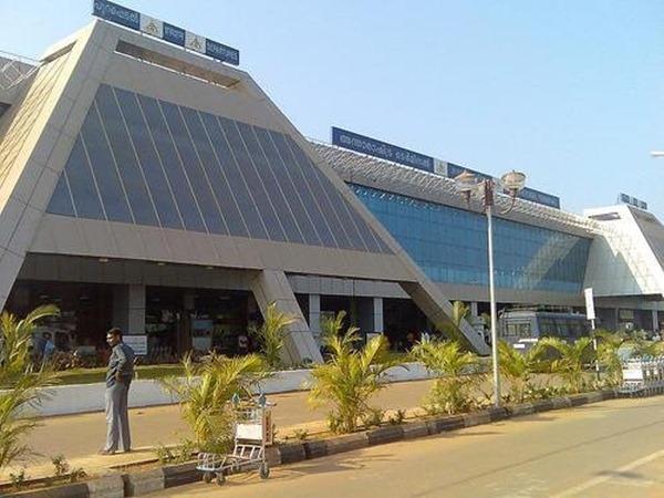 مطار الهند