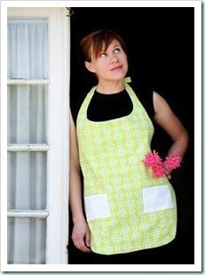 flapper apron