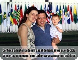 CASAL DE BANCÁRIOS DEIXA EMPREGO PARA ESTUDAR.1