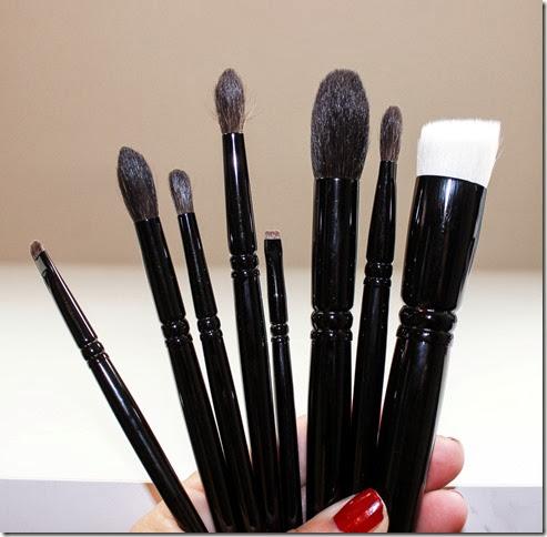 Wayne Goss Mekeup Brushes