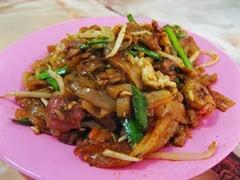 Char kway teow Cibo di Strada Penang