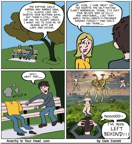 Rapto arrebatamiento humor ateismo cristianismo biblia dios (1)