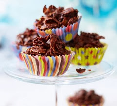 Chocolate Cornflakes