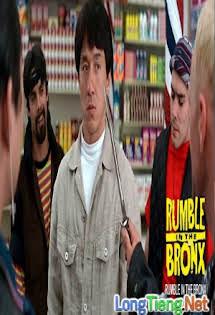 Náo Loạn Phố Bronx - Rumble in the Bronx Tập HD 1080p Full
