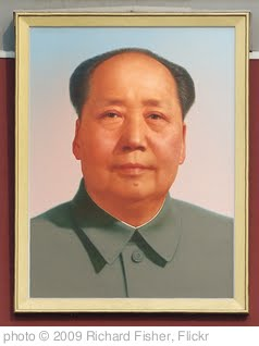 'Mao Zedong' photo (c) 2009, Richard Fisher - license: http://creativecommons.org/licenses/by/2.0/