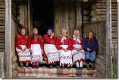 Anthology of Traditional Prikamye Folklore