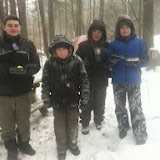 Jan 25 Dyken Pond campout
