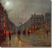 Grimshaw - Going home at dusk