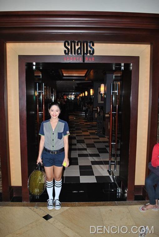 Snaps Sports Bar Sofitel Manila 11