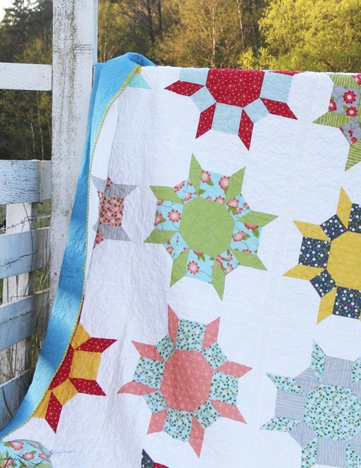 Wallflowers Quilt (2)