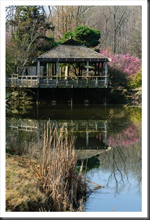 Tea House at Brookside Gardens