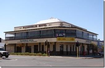 kalgoorlie hotel pub