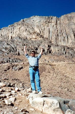 Obiective turistice Egipt: munti Sinai