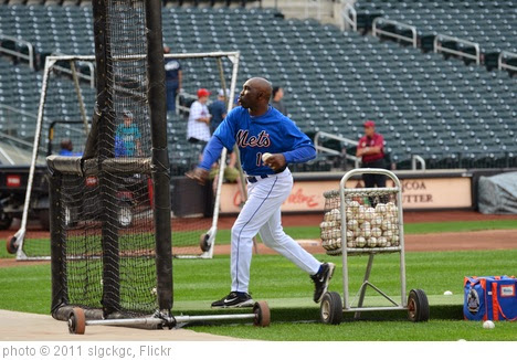 'Mookie Wilson Pitching Batting Practice' photo (c) 2011, slgckgc - license: https://creativecommons.org/licenses/by/2.0/
