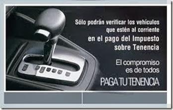 consulta tenencia autos etado de mexico 2013 2014 2015