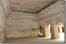 gwalior 045 palais Man Singh salle interieure