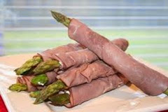 Asparagus Beef Rollups