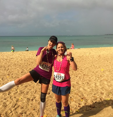 Honolulu Marathon Finishers