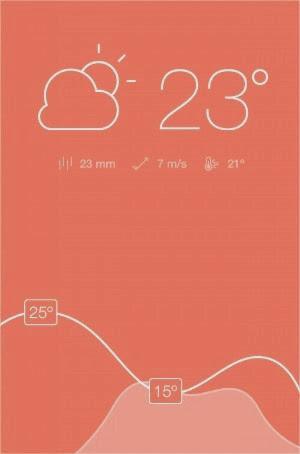 19 increíbles interfaces de aplicaciones móviles hechas para iOS 7 9