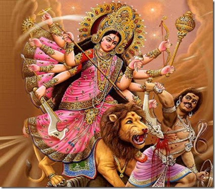 Goddess Durga Maa Photo
