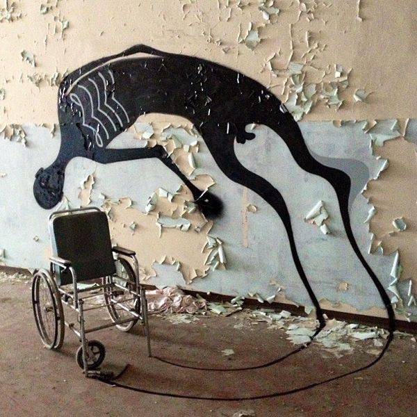Herbert Baglione shadows 1