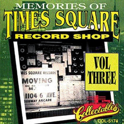 Memories of Times square Records Vol 3