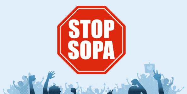 Tolak RUU SOPA dan PIPA