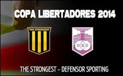 Defensor Sporting vs The Strongest