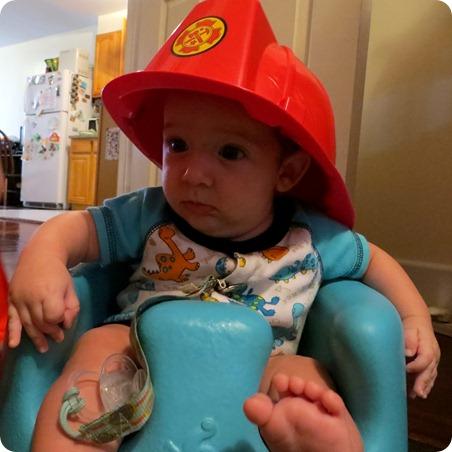 Fireman Nehemiah