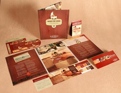 October  greatbrochures of brochure design