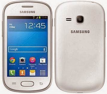 Samsung Galaxy Fame Lite S6790 – 3.5 inch 3G enabled Android Mobile