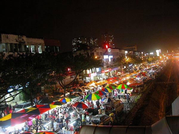 سوق الليل كوالالمبور
