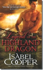 Legend of the Highland Dragon Cover