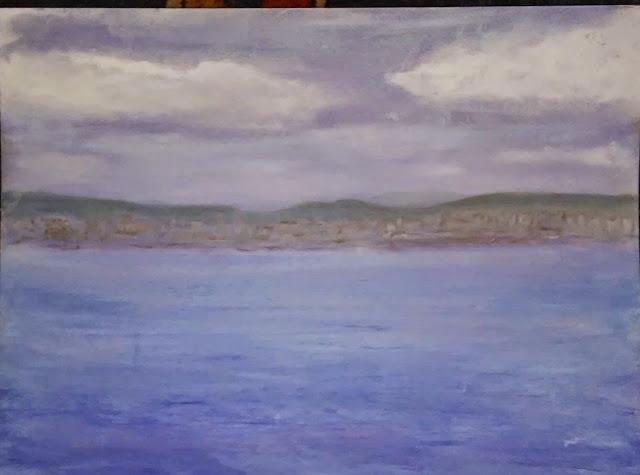 Vista desde el mar Douglas ChaDiz