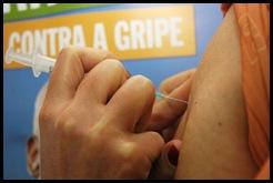 CAIC Campanha Contra a Gripe 2012