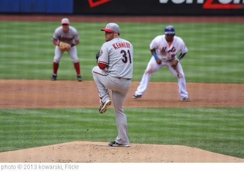 'Taken at the Mets-Diamondbacks Game on 7/4/13' photo (c) 2013, kowarski - license: https://creativecommons.org/licenses/by/2.0/