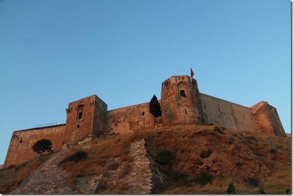 Газіантеп,фортеця
