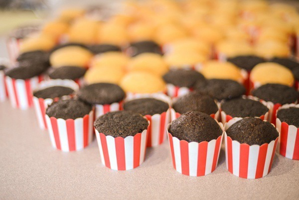 Marshmallow Popcorn Cupcakes by Tikiddo
