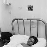 Jean-Francois Besancenez, fatigué mais sauvé