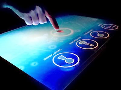 cara menjaga ponsel touchscreen