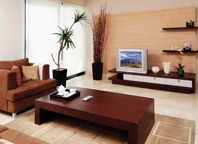 ruang keluarga unik